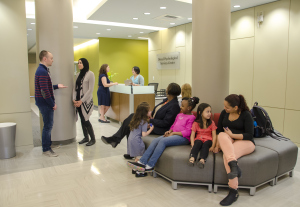 Drexel's Psychological Services Center serves clients of all ages from across the Philadelphia region.